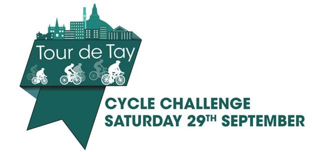 "Tour de Tay ""Cycle Challenge. Saturday 29 September"""
