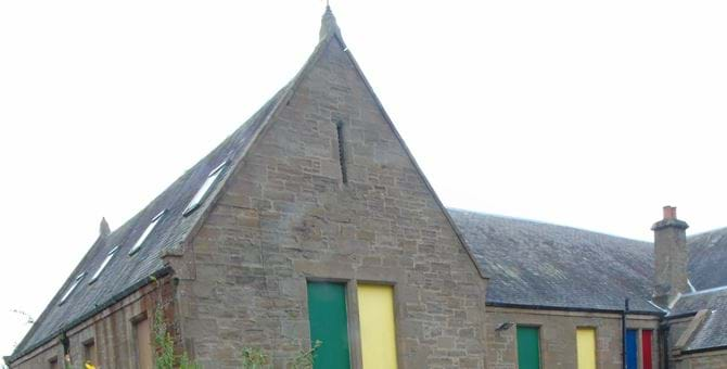 A picture of the Dudhope Multicultural Centre