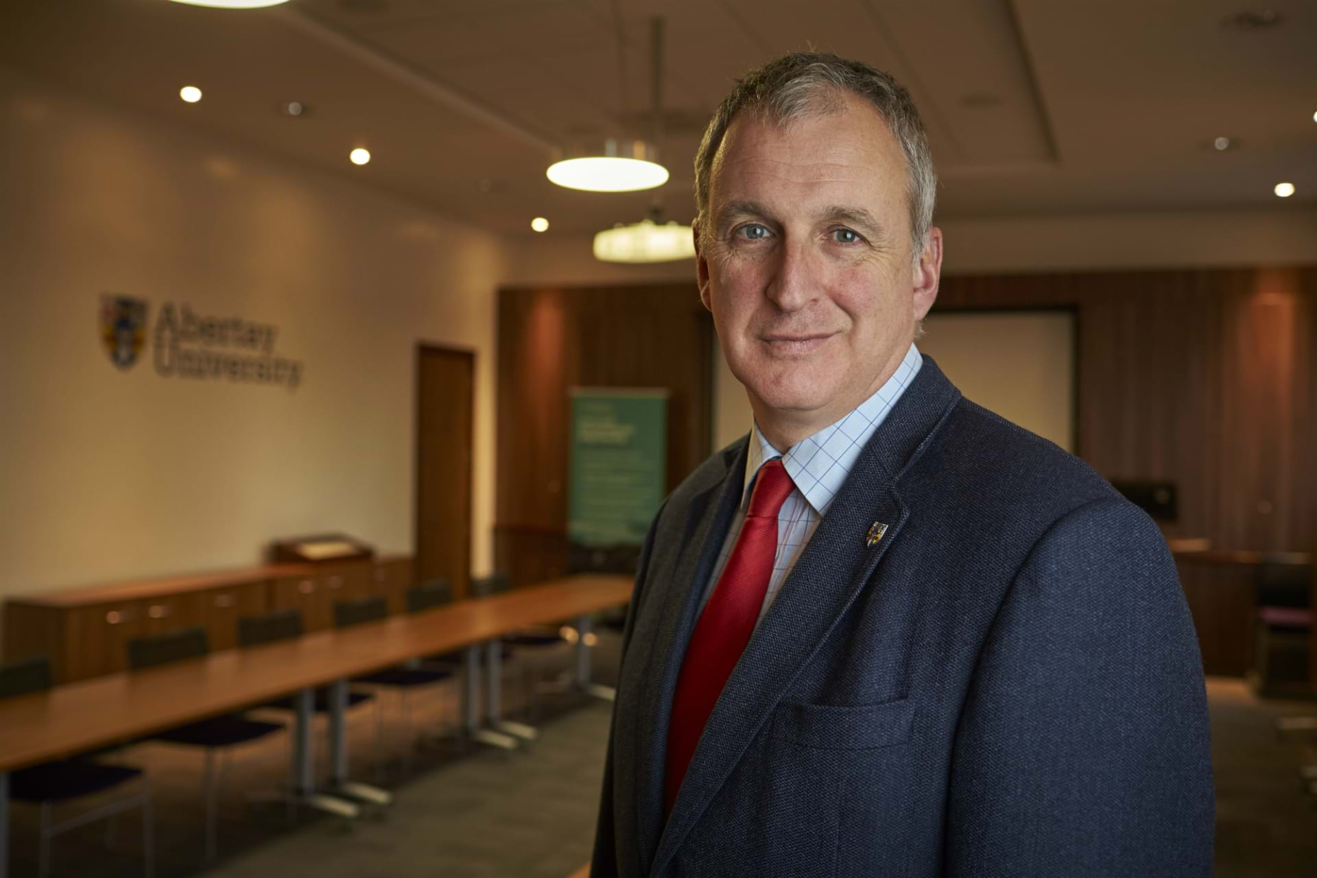 Professor Nigel Seaton has been elected as a new Fellow of the Royal Society of Edinburgh