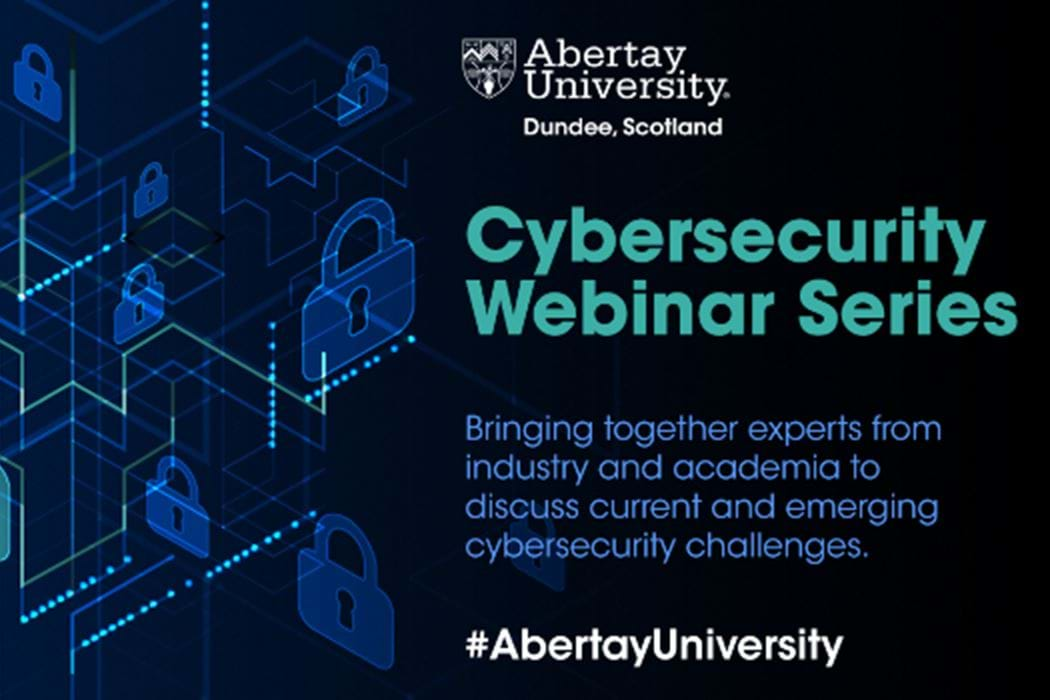 Cybersecurity Webinar Series