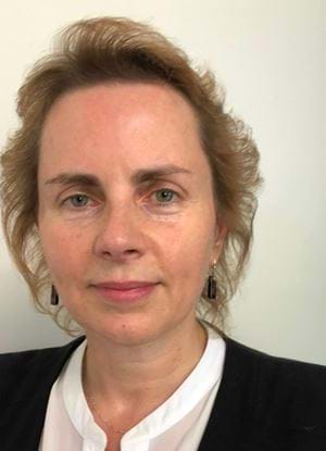Professor Liz Bacon, Vice-Principal and Deputy Vice-Chancellor (Academic), Abertay University