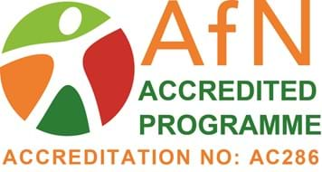 Food, Nutrition & Health, Accredited Programme, Accreditation No: AC286