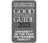 University of the Year for Teaching Quality
