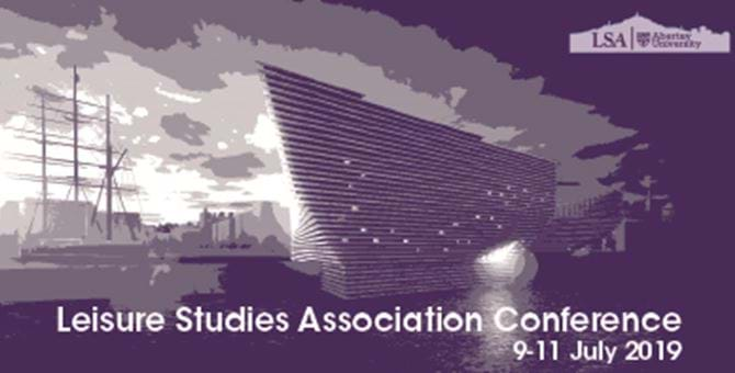 LSA2019 conference logo