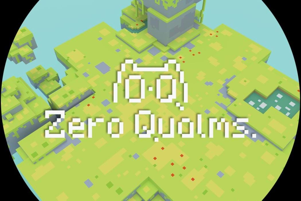 Zero Qualms logo