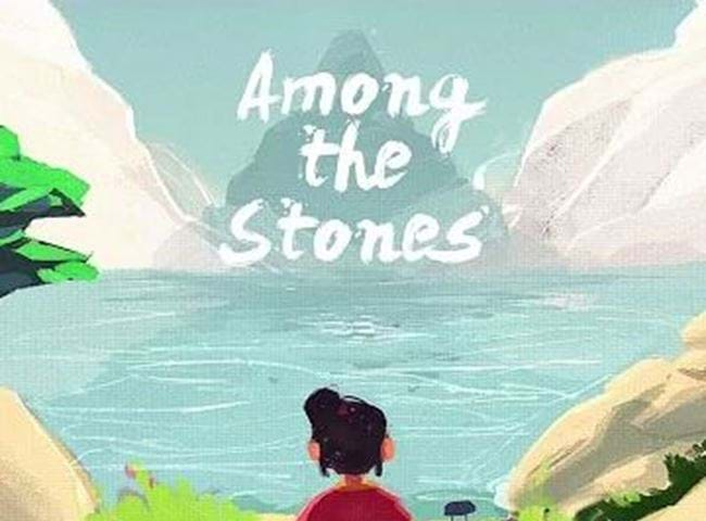 Game screenshot - among the stones