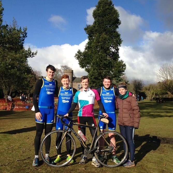 Abertay Triathlon Team