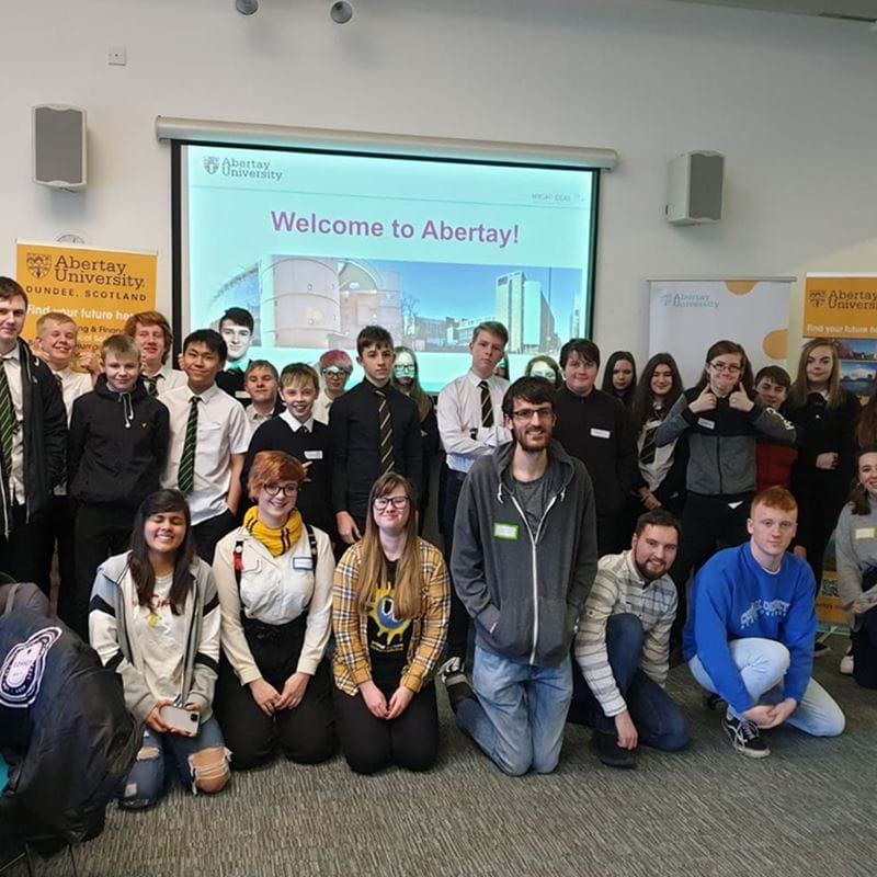 Bright Ideas - Now Online! | Abertay University