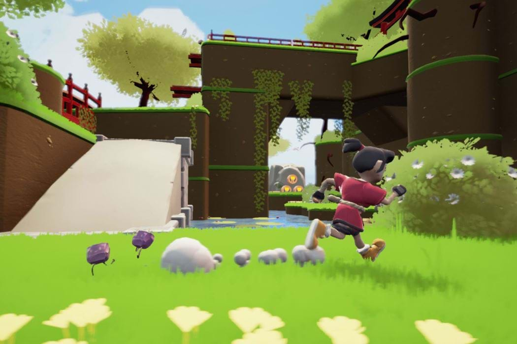 A screenshot from a computer game